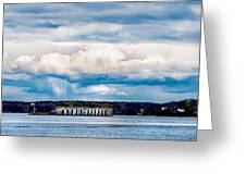 Fort Gorges Greeting Card