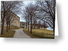 Fort Independence Greeting Card