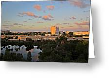 Fort Lauderdale Scene Greeting Card