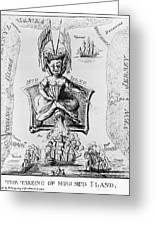 Fort Mifflin, 1777 Greeting Card