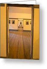 Fort Point - Officer's Floor Greeting Card