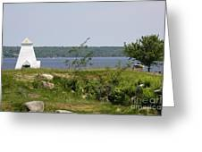 Fort Point State Park - Maine Greeting Card