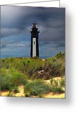Fort Story Lighthouse Greeting Card