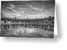 Fort Greeting Card