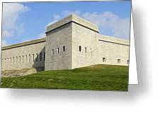 Fort Trumbull Greeting Card