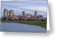 Fort Worth Texas Greeting Card