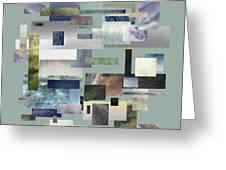 Forty Nine Shades Of Gray IIi Greeting Card