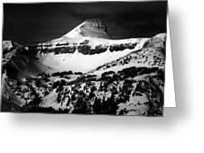 Fossil Mountain Greeting Card