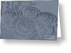 Fossils Greeting Card