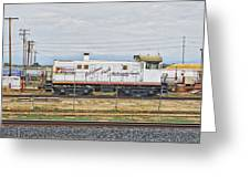 Foster Farms Locomotive Greeting Card