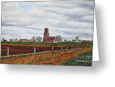 Fotheringhay Greeting Card