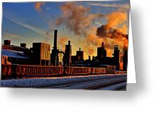 Foundry Greeting Card