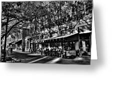 Four Market Square In Knoxville Greeting Card