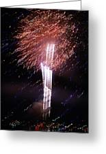 Fourth Of July Grand Lake Co 2007 Greeting Card