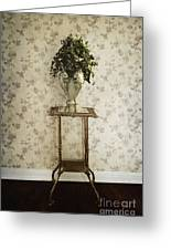 Foyer Living Greeting Card by Margie Hurwich