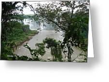 Foz Do Iguacu Greeting Card