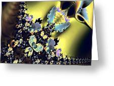 Fractal 009 Greeting Card