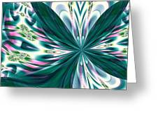 Fractal 011 Greeting Card