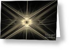Fractal 110 Greeting Card