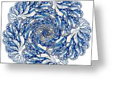 Fractal 4 Greeting Card