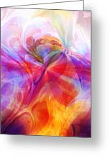 Fractal Desire Greeting Card