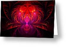 Fractal - Jewel Of The Nile Greeting Card