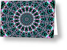 Fractalscope 22 Greeting Card