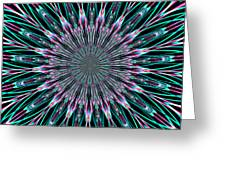 Fractalscope 23 Greeting Card