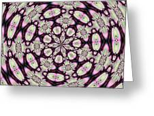 Fractalscope 30 Greeting Card