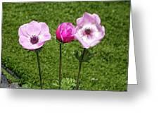 Fragile Grace Greeting Card