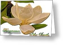 Fragrance Of The South Greeting Card