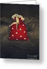 Fragrance Pouch Greeting Card