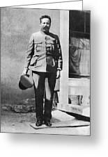 Francisco 'pancho' Villa (1877-1923) Greeting Card