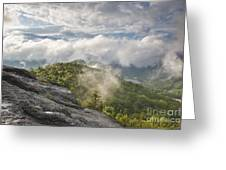 Franconia Notch State Park - New Hampshire White Mountains  Greeting Card