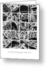 Frank Gehry's Lou Ruvo Center For Brain Health Greeting Card