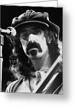 Frank Zappa - Watercolor Greeting Card