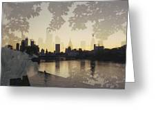 Frankfurt Am Main Greeting Card
