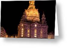 Frauenkirche Greeting Card