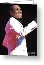 Freddie Jackson Greeting Card