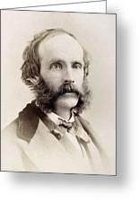 Frederick Edwin Church (1826-1900) Greeting Card
