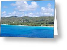 Frederiksted Greeting Card