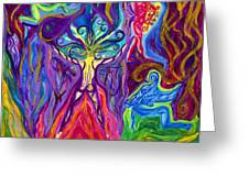 Free Your Goddess Greeting Card