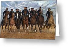 Freedom Riders Greeting Card
