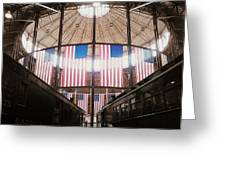 Freedom Rings Greeting Card by Andy McAfee