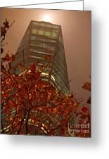 Freedom Tower Nyc Greeting Card