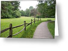 Freedom Trail Greeting Card