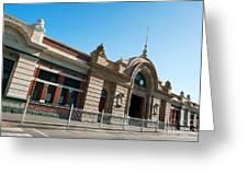 Fremantle Train Station Greeting Card