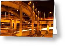 Fremont Bridge Greeting Card