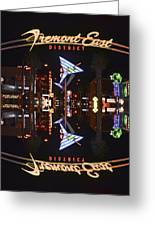 Fremont East 1 Greeting Card