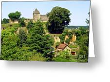 French Countryside Greeting Card